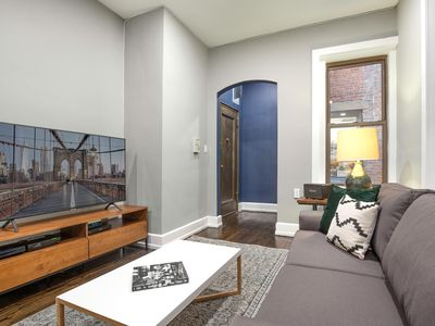 Photo for Gorgeous East Village 1BR in Walk Up Building near Subway, by Blueground
