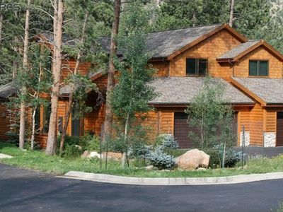 Photo for Cabin Fever Relief 15% off through June Majestic Mountain Masterpiece.