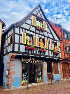Photo for House 3 *** Kaysersberg center from 7 to 9 people with 3 bedrooms and veranda