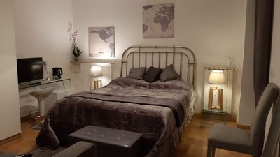 Photo for B&B CHARME 93 modern and elegant rooms and suites in the heart of the city - Suite 1