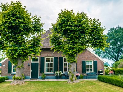Photo for Farmhouse (1898) in rural area. Ideal spot if you love nature, biking and hiking
