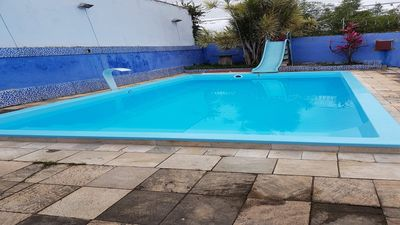 Photo for House In Caraguá With Pool And Barbecue Near New Shopping Serramar