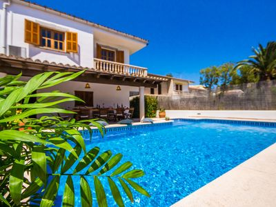 Photo for 4BR House Vacation Rental in Puerto Alcudia