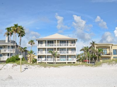 Photo for Top Floor, Beach Front, Ocean View, with Beautiful Sunsets!