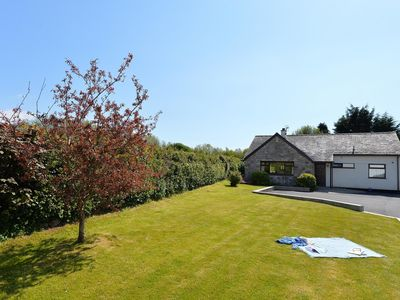 Photo for BRONALLT, family friendly, with a garden in Y Felinheli, Ref 1008733