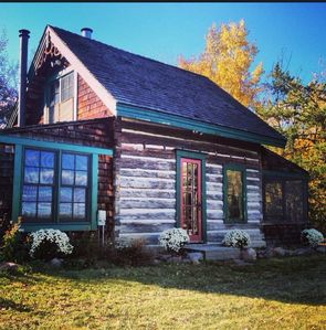 Photo for A Beautifully Restored Loghouse That Combines Heritage With Modern Amenities.