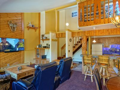 Photo for Easy Walk to Ski Lifts and Downtown Breckenridge -Lg Loft Unit