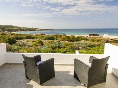 Photo for Lovingly Designed Villa with Amazing Terrace with Sea View