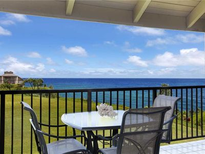 Photo for Oceanfront, Remodeled, Pali Ke Kua 245 with Awesome, Expansive Ocean Views!