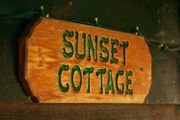Sunset Cottage... Absolute Waterfront with Beautiful Sunset Views
