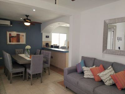 Photo for Home 4 Bd, 2 1/2 Baths, terrace with jacuzzi, Patio, Downtown Walk To Beach