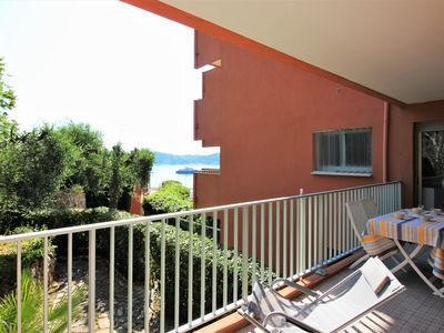 Photo for The Darse- 7 beds - Garden- Sea View- BBQ