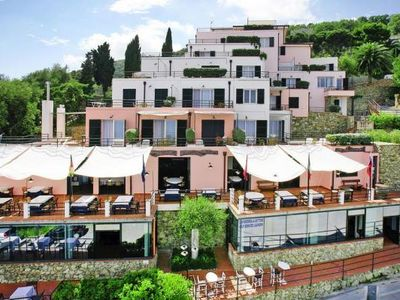 Photo for Residence Borgo San Sebastiano, Bergeggi  in Riviera di Ponente - 4 persons, 2 bedrooms