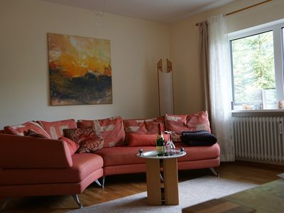 Photo for Top-equipped apartment, Wohlfühlgarantie, W-lan, winter sports foot, panoramic