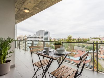 Photo for Malhoa Modern apartment in Parque Eduardo VII with WiFi, integrated air conditioning, private parki…