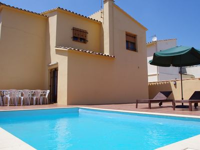 Photo for House 4 winds with private pool, private garden and free Wifi