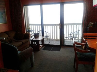 Photo for Sands of time:180° VIEW, LABOR DAY STILL AVAIL.,FREE WIFI,CABLE,DVDs,ROKU