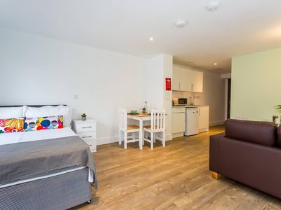 Photo for Stylish Double Room - Studio Apartment, Sleeps 2