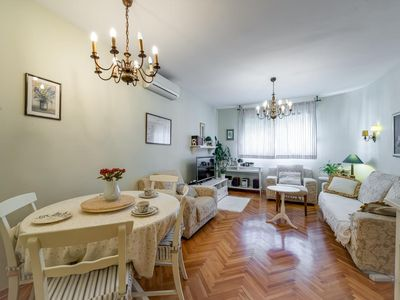 Photo for One bedroom apartment with air-conditioning Split (A-12516-a)