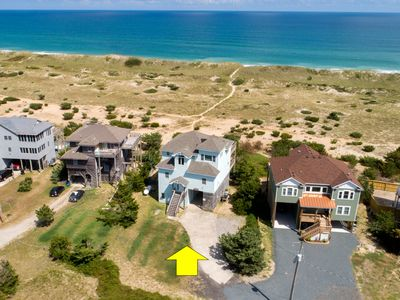 Photo for Beachfront, heated pool extra $, 5 Bedrooms Sleeps 18! our home on HGTV