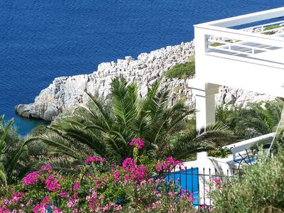 Photo for Large Seashore Villa - Private Pool - Sleeps up to 10 people