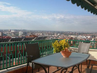 Photo for Spectacular Penthouse 95 m² Latina