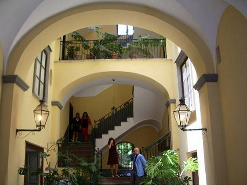 Residence Il Pozzo Italy Apartments In Sorrento City Center