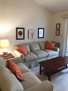 Photo for Classy, Comfy, and Convenient with AC & Pool Access