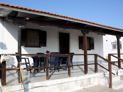Photo for Cozy cottage by the sea, terrace, 6 pers. | Ilia, Peloponnese