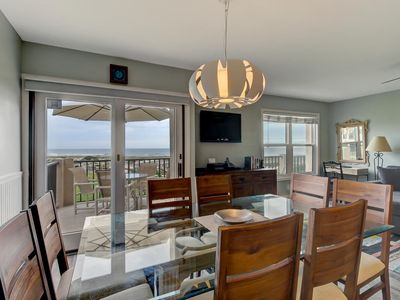 Photo for Beautifully Updated Oceanfront Town-home With Dazzling Views- Multi-level