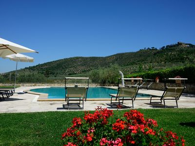 Photo for Splendid 5 bedroom Villa in Tuoro sul Trasimeno (Q9753)