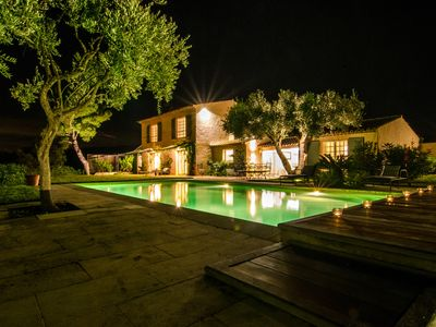 Photo for Magnificent villa with stunning views over the Gulf of Saint-Tropez