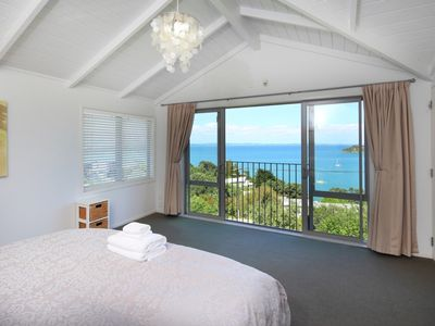 Photo for Designer 1 Bedroom House With Stunning Sea Views!
