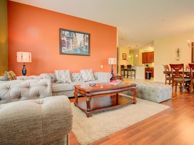 Photo for Stay in style with all the amenities of home in this luxuriously condo!!!