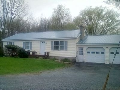 Photo for South Canaan Home  Quiet rural home, close to good food and entertainment