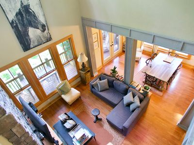 Photo for Mountain Lodge At Bear Lake Reserve With Modern Comfort And Resort Amenities