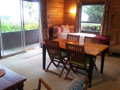 Photo for Beach Front Cottage - Pet Friendly