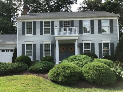 Photo for A lovely four bedroom home located in Severna Park, with plenty of room to spread out during your Commissioning Week stay.