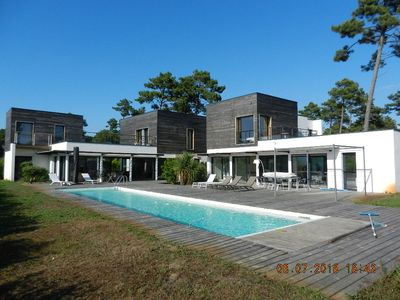 Photo for CONTIS BEACH - DOUBLE CONTEMPORARY VILLA
