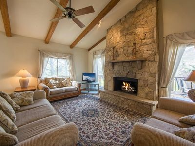 Photo for Spacious 4 bedroom, 4 full bath house  Beaver Creek Vail skiing