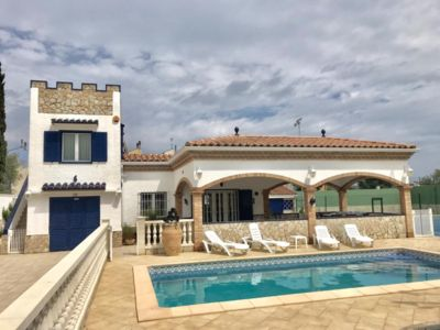 Photo for VILLA WITH PRIVATE TENNIS COURT AND SWIMMING POOL