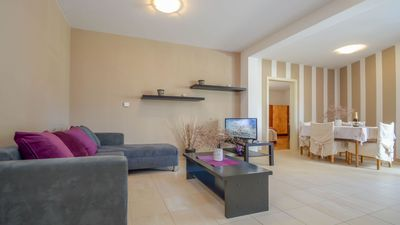 Photo for Apartment Martina near the coast, warm and welcoming