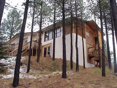 Photo for Great Family 5 BR Lodge - Views of Wheeler Peak -