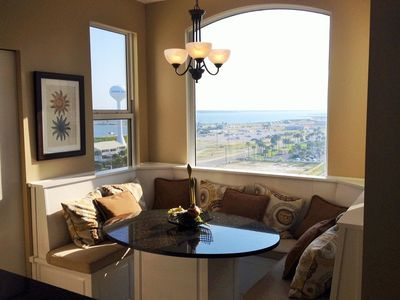 Photo for Beautiful Gulf Front Condo, Corner Unit