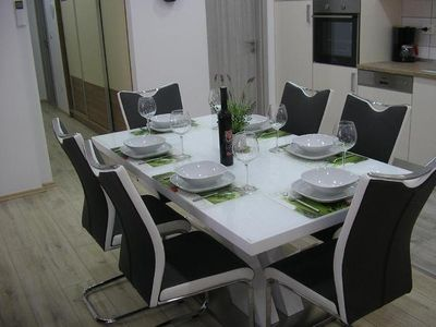 Photo for Holiday apartment Trogir for 1 - 5 persons with 2 bedrooms - Holiday apartment in one or multi-famil