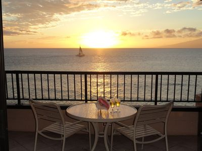 Photo for Direct Ocean Front~Maui-Kaanapali~Onsite Staff, 20% Off Special~ Gorgeous Views!