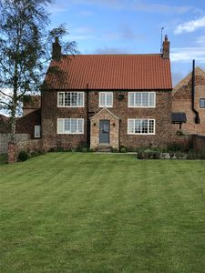 Photo for Beautiful Family Farmhouse set in unspoilt countryside Vale of York