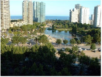 Photo for Stylish apartment in Diagonal Mar with sea views