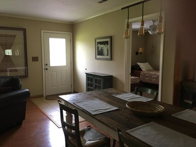 Entry/Dining area