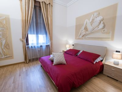 Photo for COZY AND MODERN APARTMENT IN THE CENTER OF BEAUTIFUL VERONA
